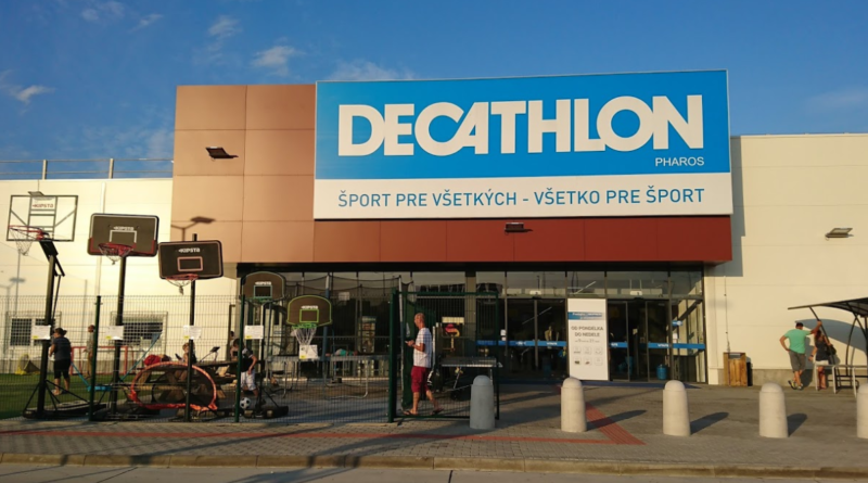 Decathlon Bratislava
