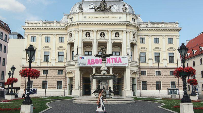 Prečo sa oplatí navštíviť Bratislavu?