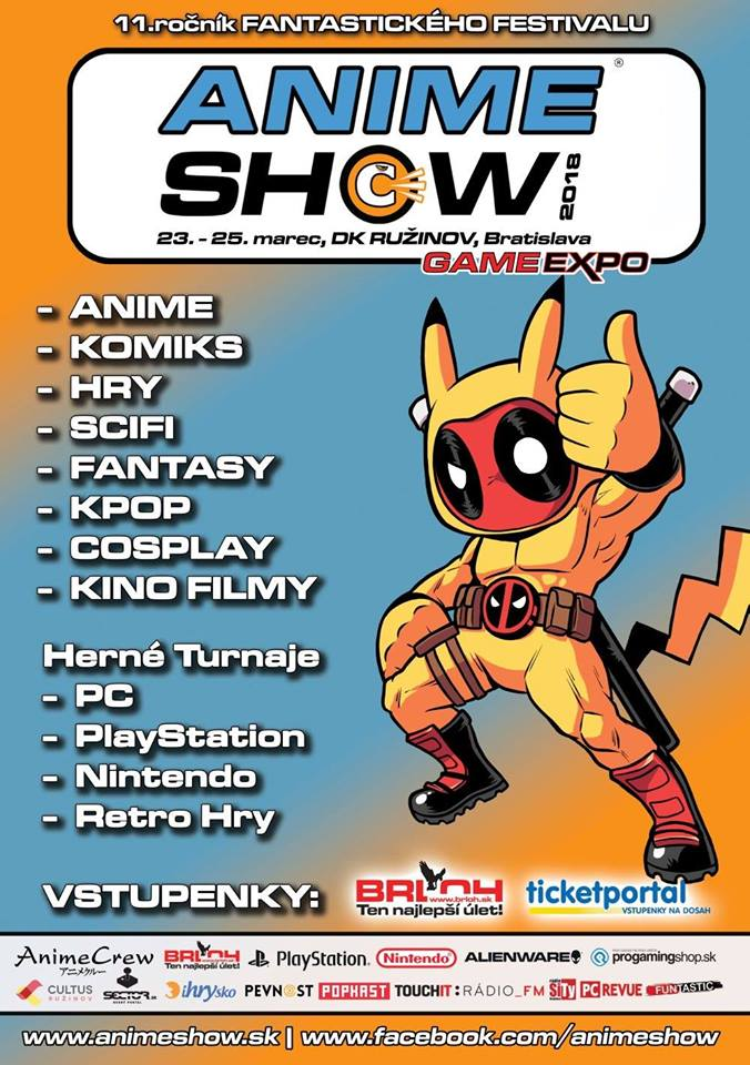 animeshow & game expo