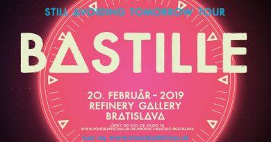 Bastille Bratislava 2019 - Refinery Gallery