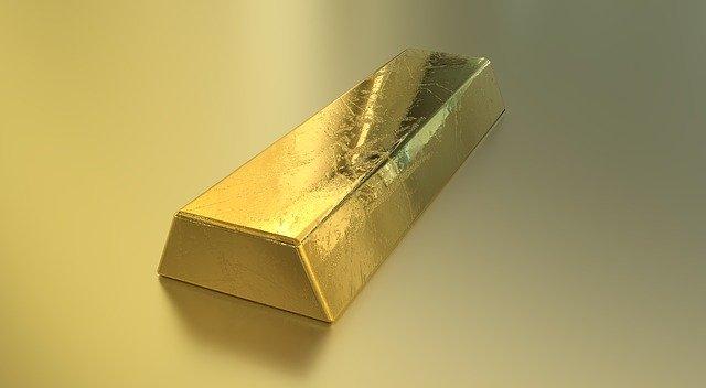 Investičné zlato - tehlička