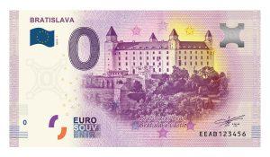 0 eur bankovka