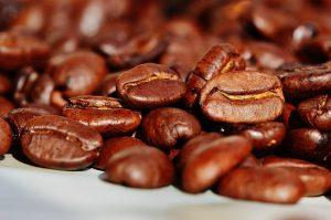 Kávové zrniečka