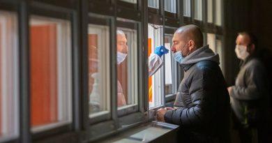 COVID antigénové testovanie Bratislave - odberové miesta
