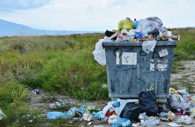 Magnetická separácia odpadu v Bratislave