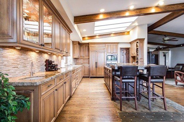 Luxusná kuchyňa