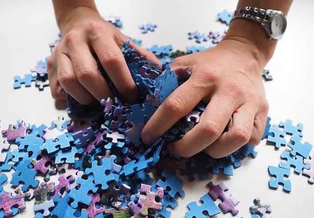 Tip na darček v Bratislave - puzzle
