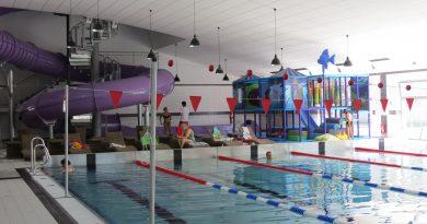 plaváreň Petržalka - plavecký bazén