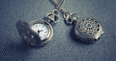 Šperky z chirurgickej ocele (hodinky)