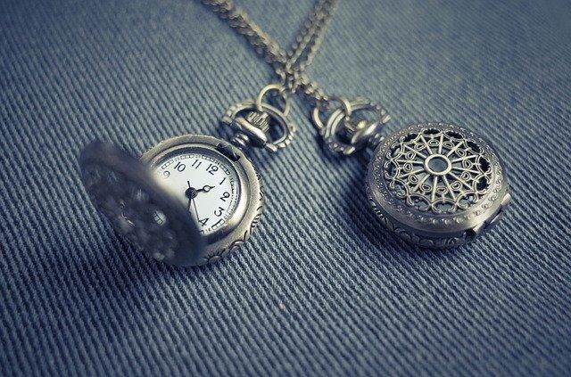 Šperk pre dcéru (hodiny)
