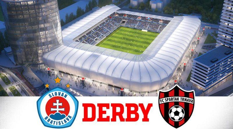 ŠK Slovan Bratislava - FC Spartak Trnava 3 marec 2019