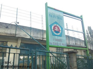 štadión Tehelné Pole
