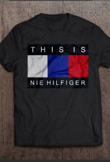 This is nie Hilfiger streetwear tričko