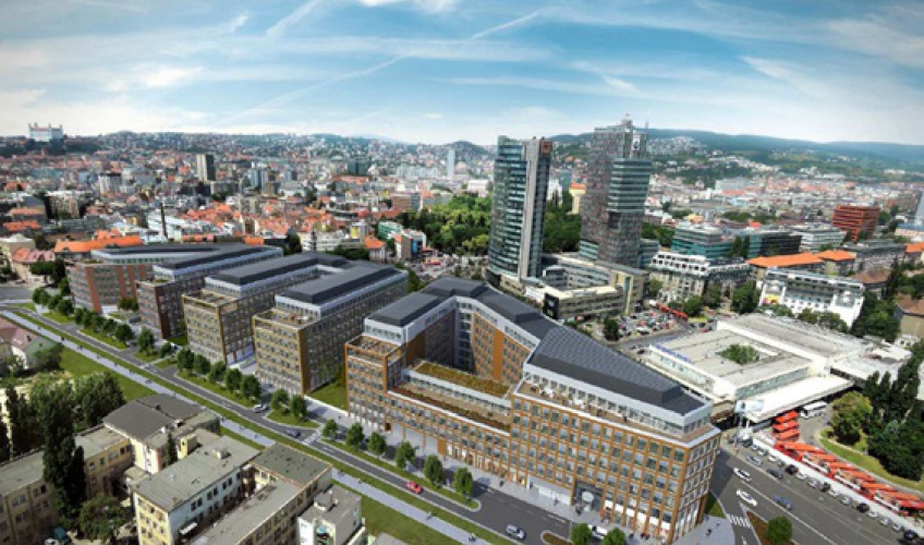twin city kancelárie Bratislava