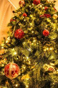 vianočné svetielká