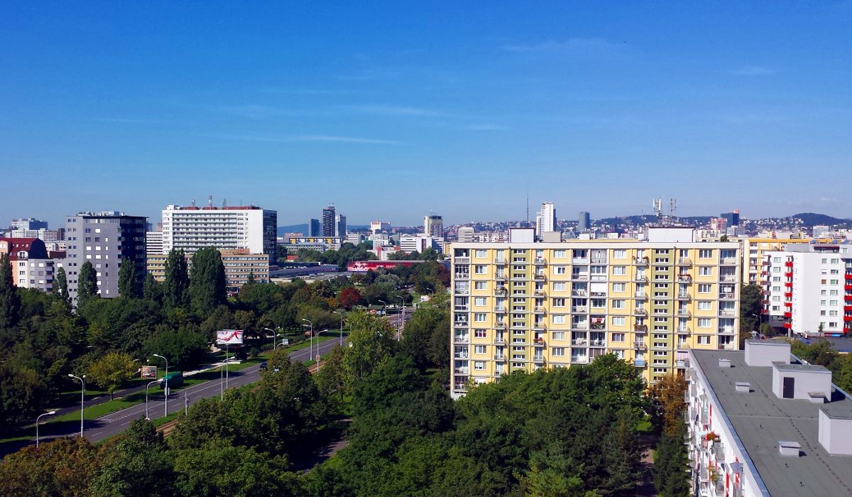 VSD - správa bytov